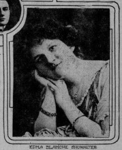 Edna Blanche Showalter (1882-1974)