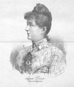 एग्नेस डेनिस-स्टेवेनहजेन (1862-1945)