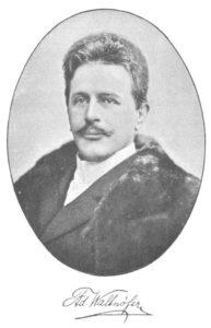 Адольф Валлнофер (1854-1946)
