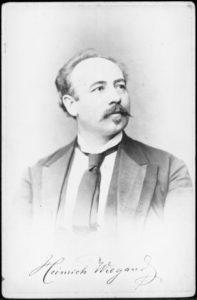 Heinrich Wiegand (1842-1899)