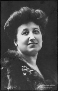 路易丝·盖勒-沃尔特(1863-1934)