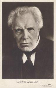 لودفيج وولنر (1858-1938)