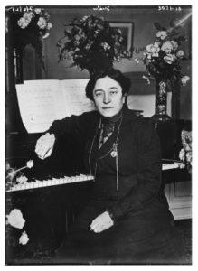 Fannie Bloomfield-Zeisler (1863-1927)