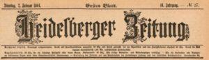 1904 Concert Heidelberg 01-02-1904 - Symphony No. 3