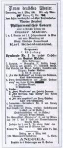 1898 कॉन्सर्ट प्राग 03-03-1898 - सिम्फनी नंबर 1