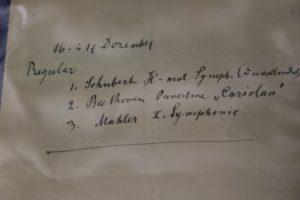 1909 Concert New York 17-12-1909 - Symphonie n ° 1