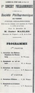 1900 Concert Paris 18-06-1900