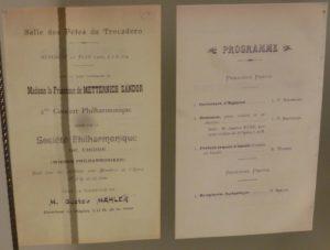 1900 حفلة باريس 20-06-1900