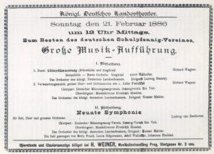 1886 Concert Prague 21-02-1886