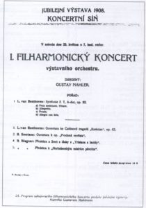 1908 Concert Prague 23-05-1908