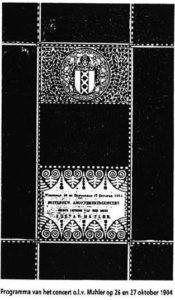 1904 حفلة أمستردام 26-10-1904 - السمفونية رقم 2