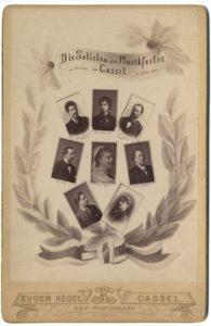 1885 Concert Kassel 29-06-1885