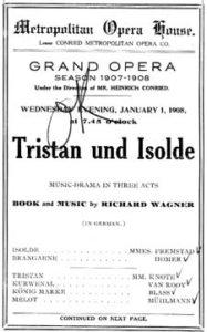 1908 Opera New York 01-01-1908