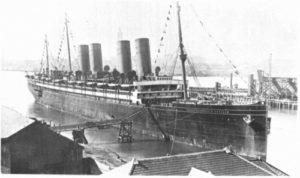 SS Kronprinzessin سيسيلي