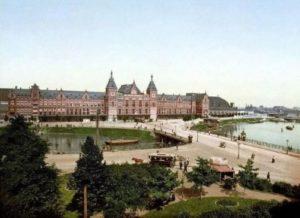 محطة قطار أمستردام