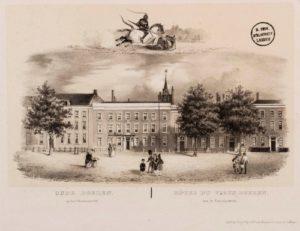 1909 Hotel Le Vieux Doelen