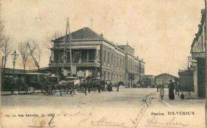محطة سكة حديد هيلفرسوم