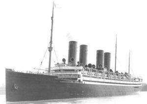 SS Kaiser Wilhelm II