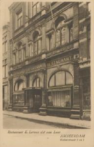 Restaurant Van Laar
