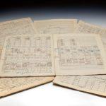 Sinfonía manuscrita n. ° 2