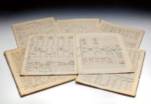 Manuscript Symphony No. 2