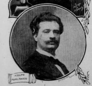 Adolph Muhlmann (1866-1938)