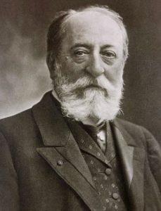 Камиль Сен-Санс (1835-1921)