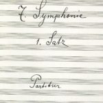 Sinfonía manuscrita n. ° 7