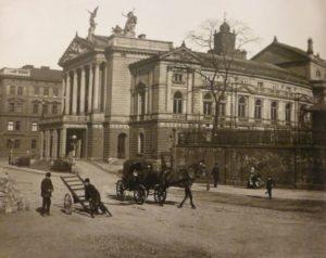 Prague Neues Deutsches Theater (State Opera)