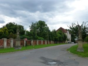 Ronov castle
