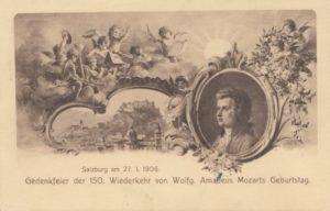 Salzburger Musikfest 1906