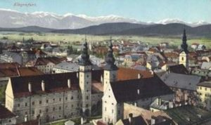 Město Klagenfurt