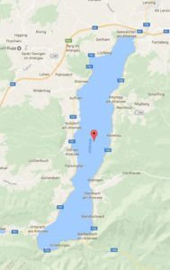 Map Attersee