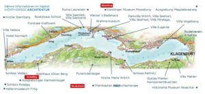 Map Worthersee