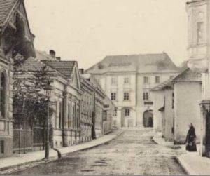 1891-1891 منزل غوستاف مالر بيرشتولدسدورف - Hochstrasse رقم 25