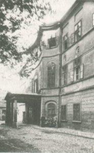 1877-1877 Дом Густава Малера Вена - Беатриксгассе № 19