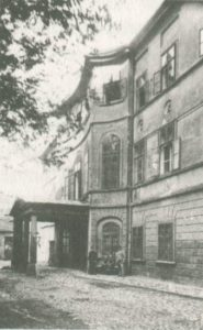 1877-1877 House Gustav Mahler Vienna - Beatrixgasse No. 19