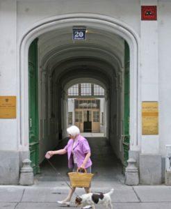 1882-1882 Maison Gustav Mahler Vienne - Berggasse n ° 20