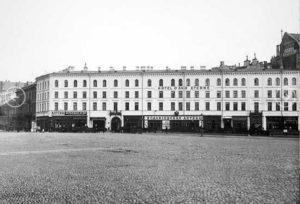 1907 فندق دانجليتيري