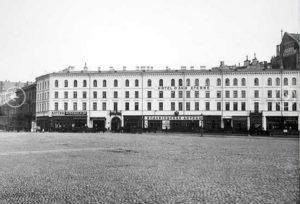 1907 Hôtel d'Angleterre