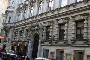 1878-1878 Дом Густава Малера Вена - Флорианигассе № 16