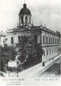 1875-1877 Maison Gustav Mahler Vienne - Funfhausgasse n ° 2
