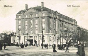 1908 Hotel Esplenada