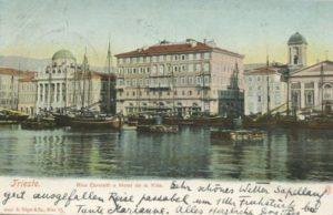 1905 Hotel de la Ville