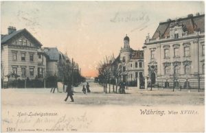 1879-1879 Dům Gustava Mahlera Vídeň - Karl-Ludwigstrasse č. 24