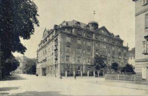 1910 Hotel Regina Palast