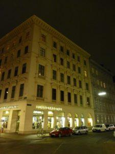 1879-1879 Maison Gustav Mahler Vienne - Opernring n ° 23