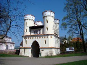 Vlasim Castle Park