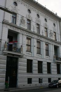 1879-1879 Maison Gustav Mahler Vienne - Rennweg n ° 3 (1)