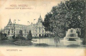 1907 Hotel Nassau